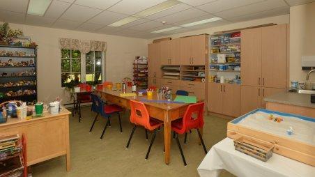 Art thérapie Centre de jour La Maison Victor-Gadbois