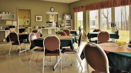 La Maison Victor-Gadbois | Salle à manger